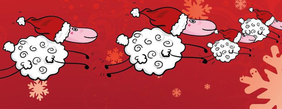 Weihnachtsaktion 2012: Schafe für Äthiopien