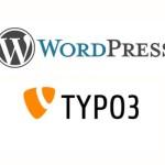 TYPO3 vs. WordPress - ein Vergleich