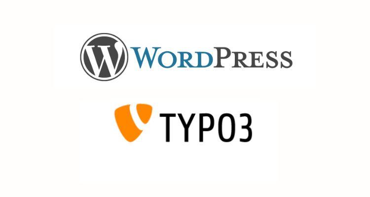 TYPO3 und WordPress