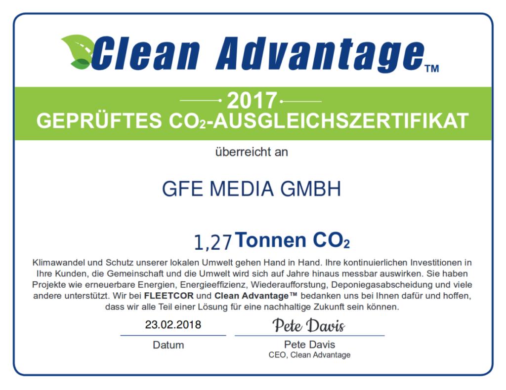 GFE Media GmbH Aktuell Unternehmens-News   GFE Media Blog