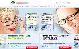 Doppelherz Augen-System Teaser