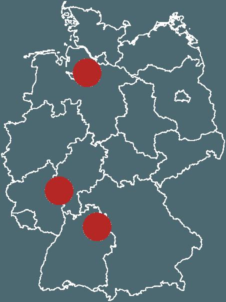 Standorte